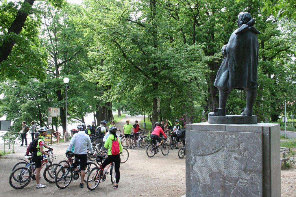 Cyklistika na Třeboňsku