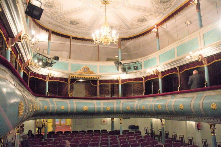 Třeboň, divadlo