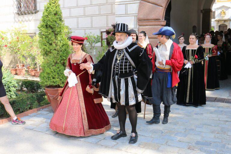 Krčinovy slavnosti v Třeboni