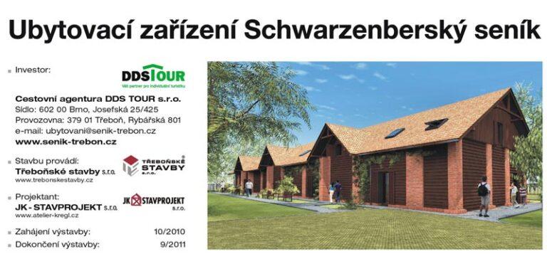 Ubytovací zařízení Schwarzenberský seník