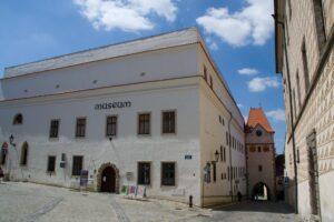 Muzeum v Jindřichově Hradci