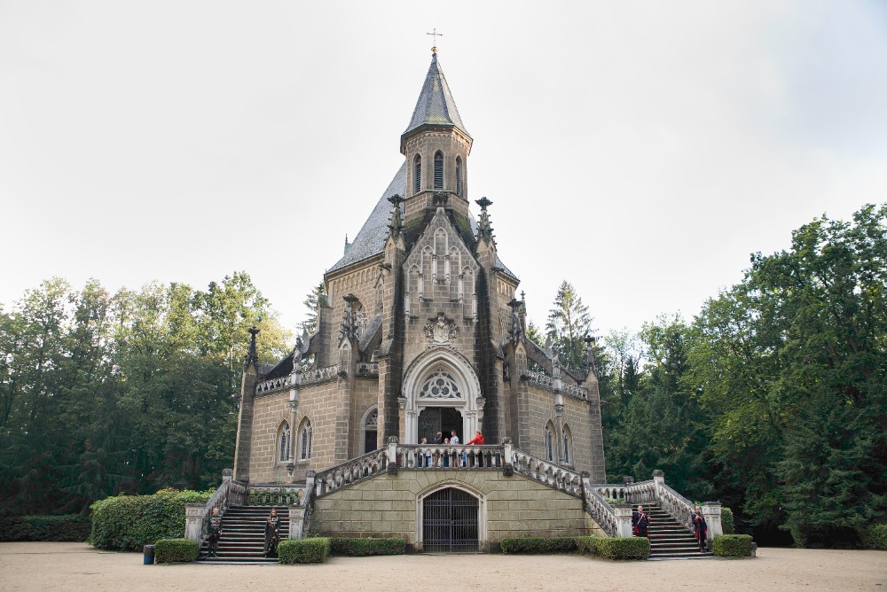 Schwarzenberska hrobka